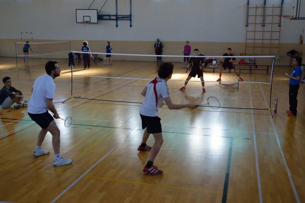 badminton modena - manutenzione straordinaria