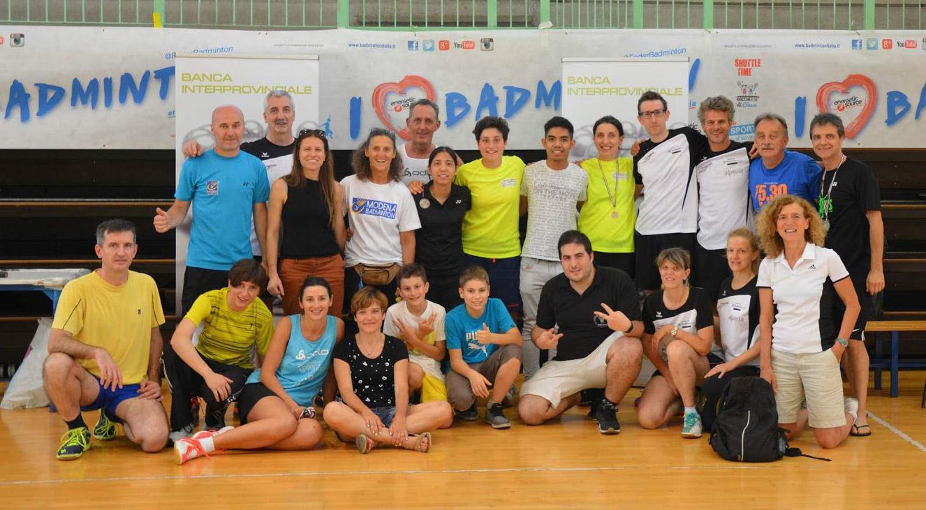 4° YonexModena Badminton Open